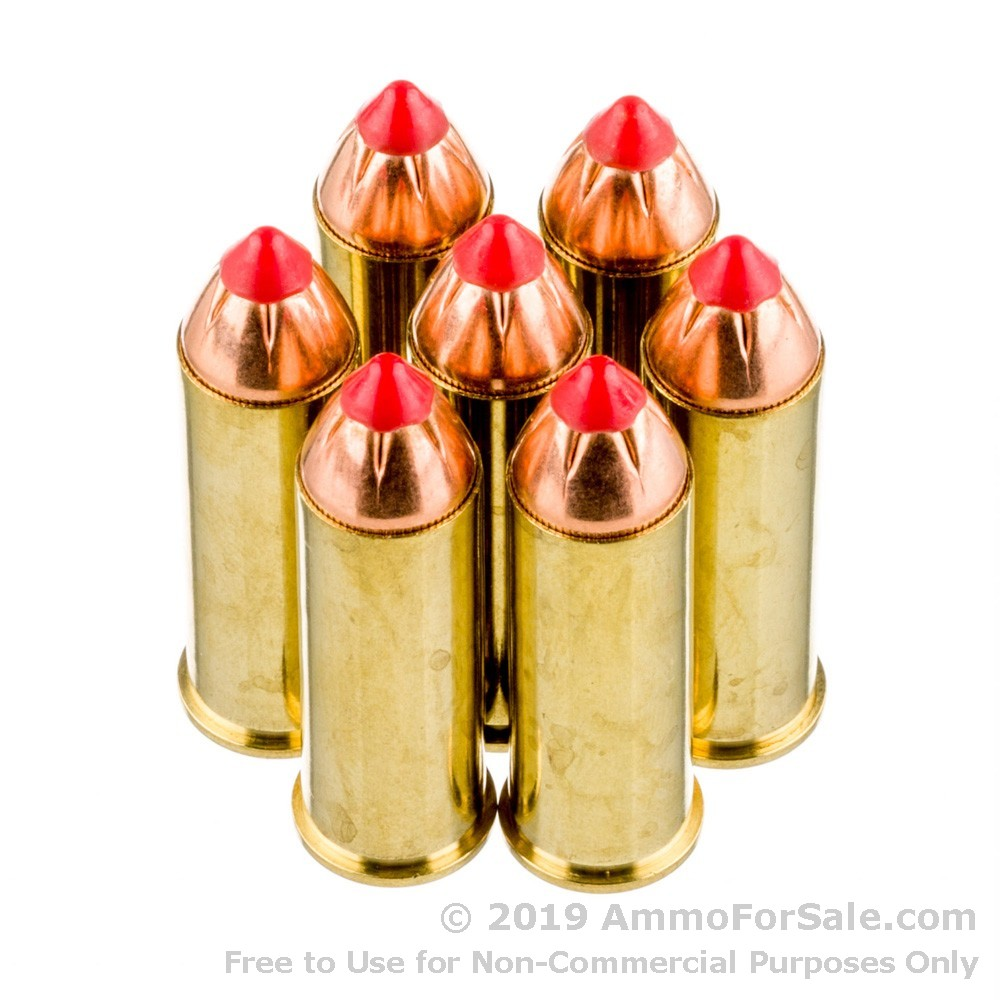 20 Rounds of 225gr FTX  44 Mag Ammo by Hornady