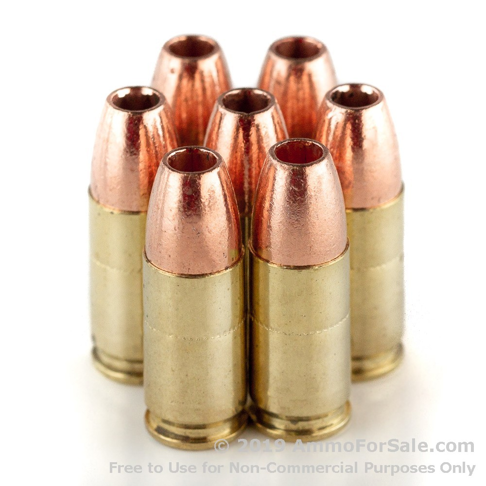 20 Rounds of 95gr DPX 9mm Ammo by Corbon