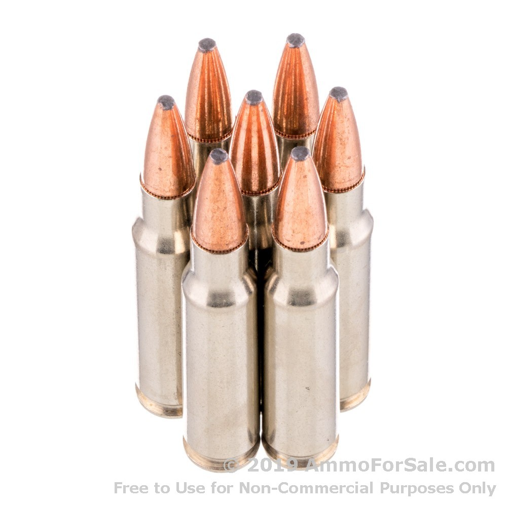500 Rounds of 168gr JSP  308 Win Ammo by Speer