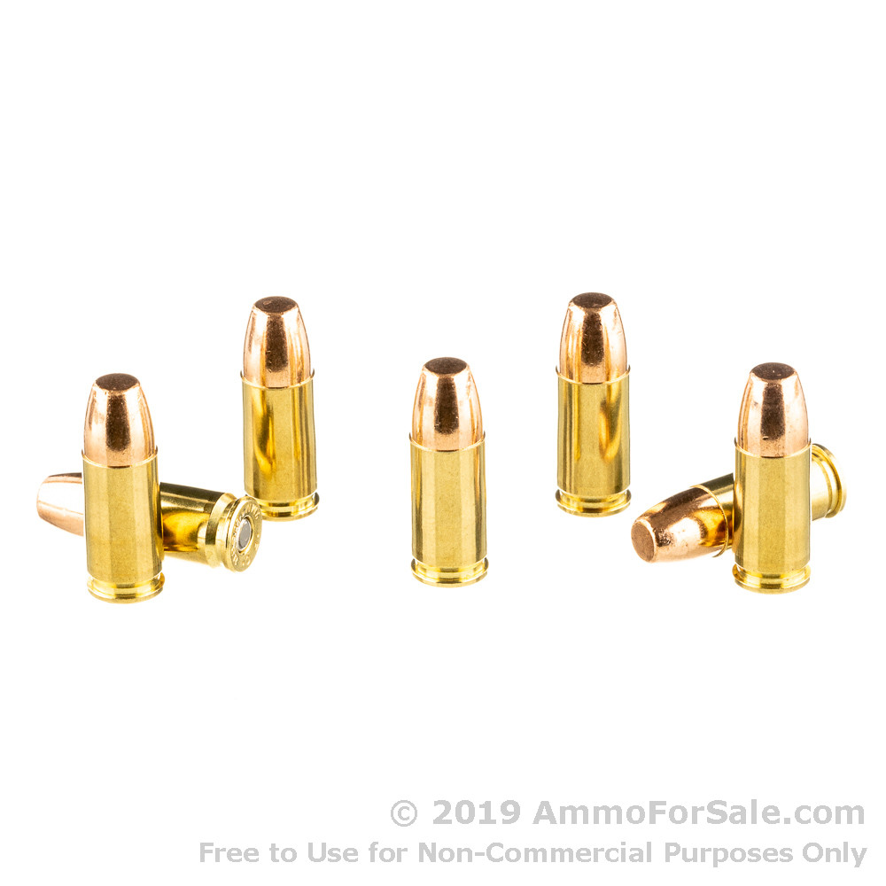 1000 Rounds of Discount 147gr FMJ 9mm Ammo For Sale by Federal