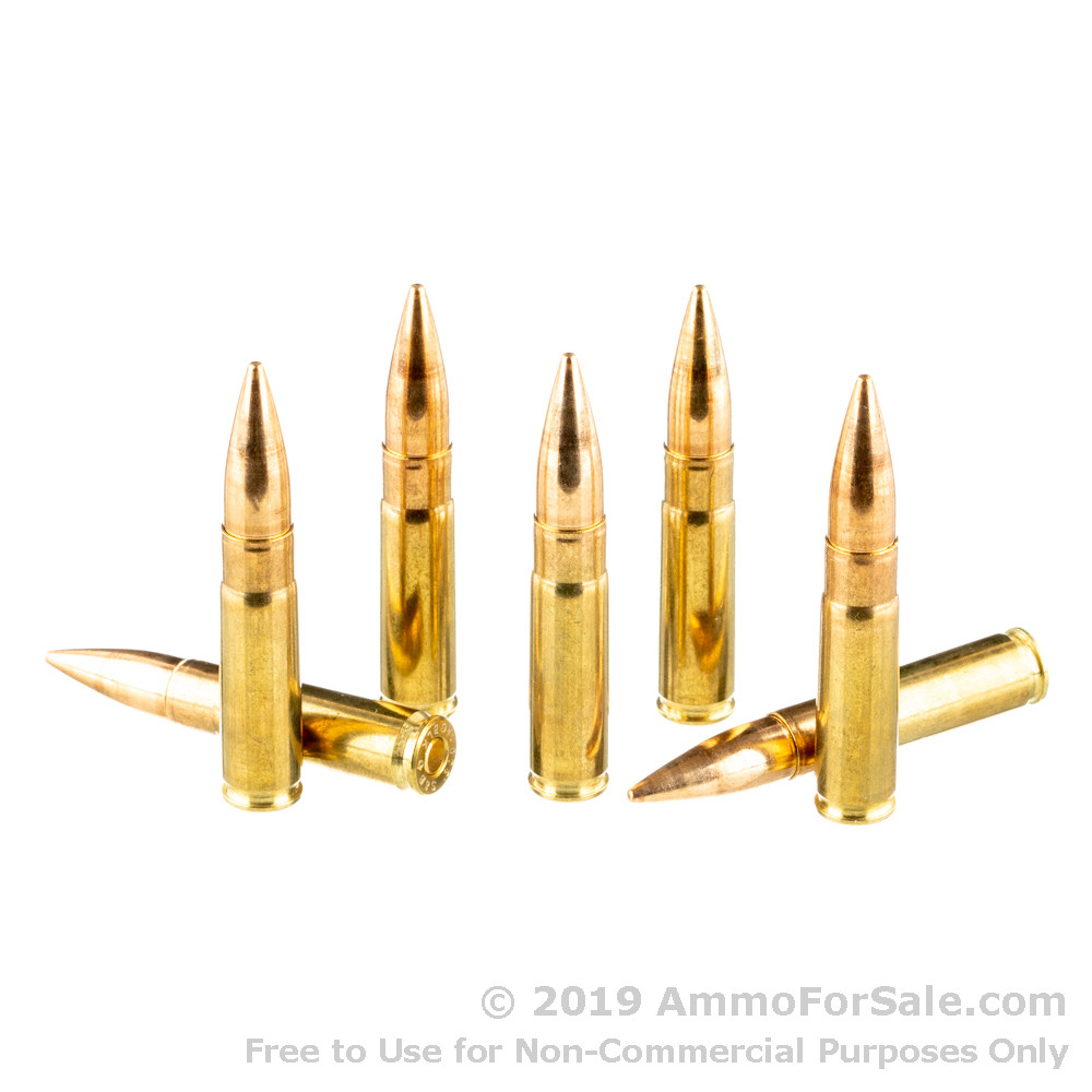 500 Rounds of Discount 147gr FMJ .300 AAC Blackout Ammo ...