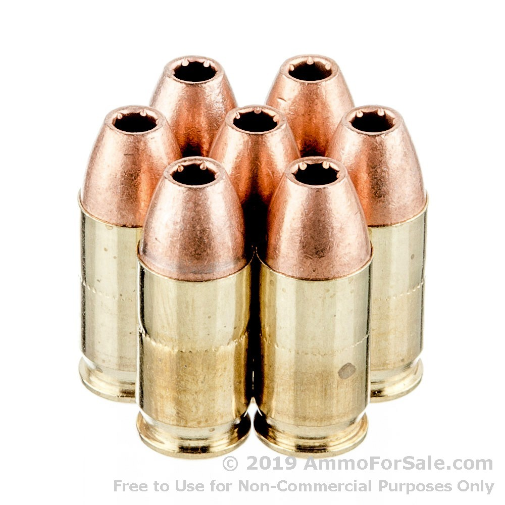 20 Rounds of 80gr DPX  380 ACP Ammo by Corbon