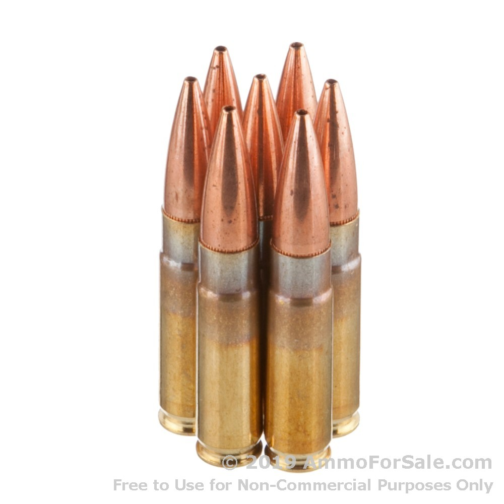 20 Rounds of Discount 90gr OTM .300 AAC Blackout Ammo For ...