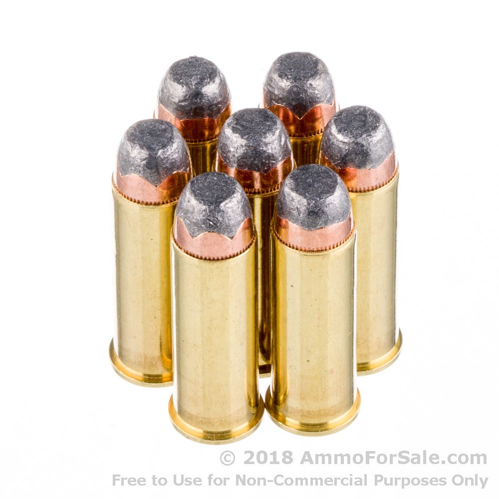 50 rounds of discount 240gr sp 44 mag ammo for sale by remington