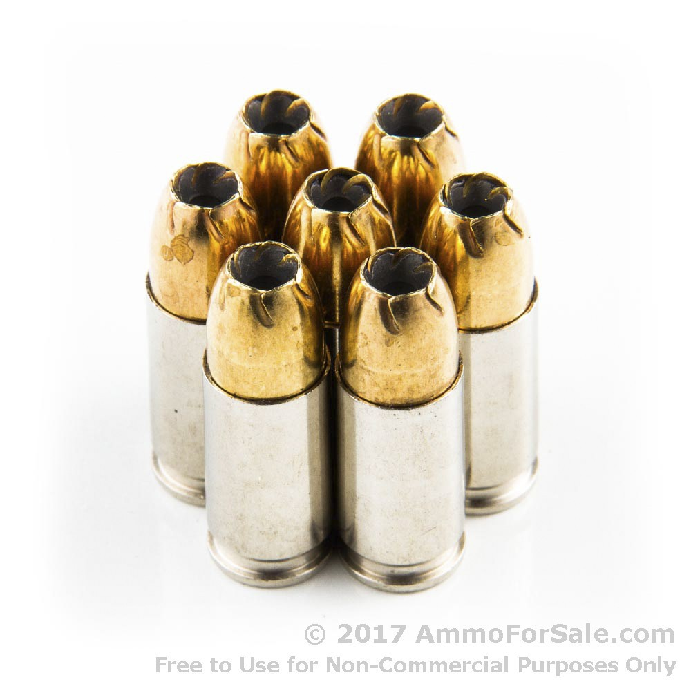 Rounds of discount gr jhp mm ammo for sale by