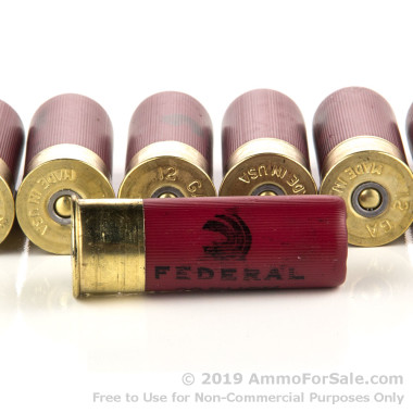 175 Rounds of  00 Buck 9 Pellet 12ga Ammo by Federal in Ammo Can
