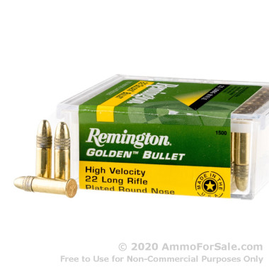 5000 Rounds of 40gr CPRN 22 LR Ammo by Remington