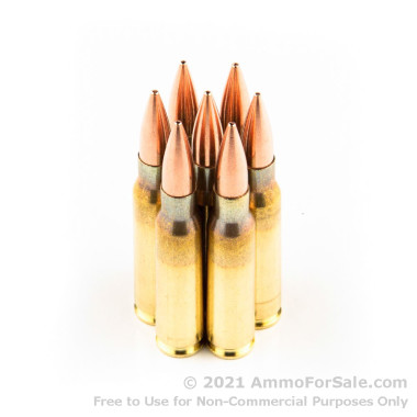 200 Rounds of 145gr FMJBT .308 Win Ammo by Prvi Partizan