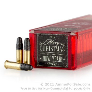 300 Rounds of 40gr LRN .22 LR Ammo by CCI Gift Pack