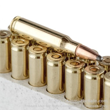 20 Rounds of 150gr PP .308 Win Ammo by Winchester