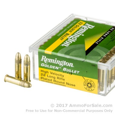 100 Rounds of 40gr PRN .22 LR Ammo by Remington