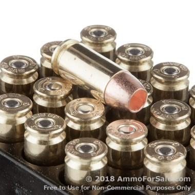 20 Rounds of 140gr SCHP .40 S&W Ammo by PNW Arms