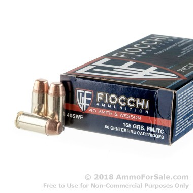 Cheap 40 Cal Fiocchi Ammo For Sale