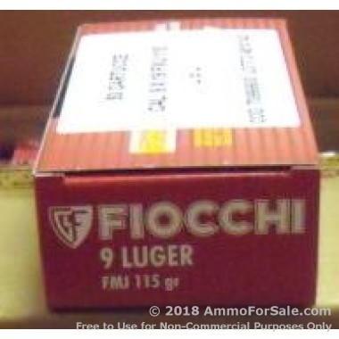 Bulk 9mm +P Ammo For Sale