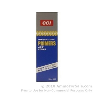 5000 Small Rifle Primers  by CCI
