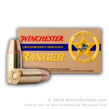 500  Rounds of 124gr FMJ 9mm Ammo by Winchester