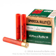 25 Rounds of  00 Buck .410 Ammo by Sellier & Bellot