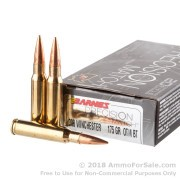 20 Rounds of 175gr OTM .308 Win Ammo by Barnes Precision Match