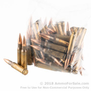 50 Rounds of 175gr HPBT .308 Win Ammo by Lake City