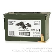 500  Rounds of 55gr FMJ .223 Ammo by Federal