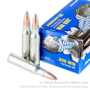 500  Rounds of 140gr SP .308 Win Ammo by Silver Bear