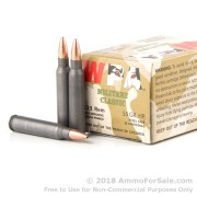 500  Rounds of 55gr HP .223 Ammo by Wolf WPA