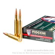 20 Rounds of 150gr PSP .270 Win Ammo by Fiocchi