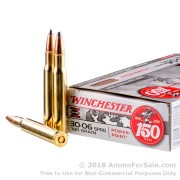 20 Rounds of 180gr PP 30-06 Springfield Ammo by Winchester