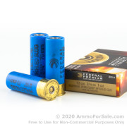 250 Rounds of 1 ounce Slug 12ga Ammo by Federal