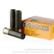 10 Rounds of 2 3/8 ounce #6 shot 12ga Ammo by Fiocchi