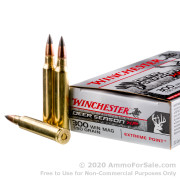20 Rounds of 150gr Polymer Tipped .300 Win Mag Ammo by Winchester Deer Season XP