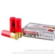 250 Rounds of  #4 Buck 12ga Ammo by Winchester