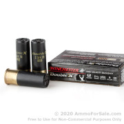 5 Rounds of  #00 Buck 12ga Ammo by Winchester Winchester Double-X