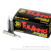 40 Rounds of 55gr HP .223 Rem Ammo by Tula