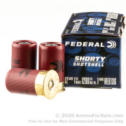"10 Rounds of 1-3/4"" Rifled Slug 12 Gauge Ammo by Federal"