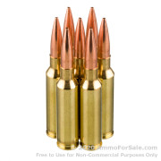 20 Rounds of 140gr OTM BT 6.5 Creedmoor Ammo by Barnes