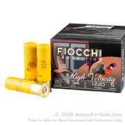 25 Rounds of 1 ounce #5 shot 20ga Ammo by Fiocchi
