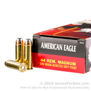 50 Rounds of 240gr SP .44 Mag Ammo by Federal