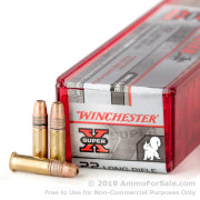 100 Rounds of 40gr Power Point .22 LR Ammo by Winchester Super-X