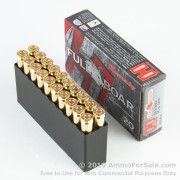 20 Rounds of 80gr GMX .243 Win Ammo by Hornady