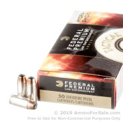1000 Rounds of 155gr JHP .40 S&W Ammo by Federal