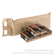 300 Rounds of 132gr FMJ .38 Spl Ammo by PMC