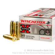 50 Rounds of 125gr JSP .357 Mag Ammo by Winchester