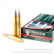 20 Rounds of 150gr SST 30-06 Springfield Ammo by Fiocchi