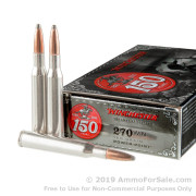 20 Rounds of 150gr Power Point .270 Win Ammo by Winchester 150yr Commemorative