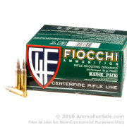 1000 Rounds of 55gr FMJBT .223 Ammo by Fiocchi