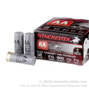 "25 Rounds of 2-3/4"" 1 1/8 ounce #7 1/2 shot 12ga Ammo by Winchester AA TrAAcker"