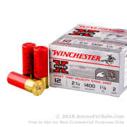 25 Rounds of 1 1/8 ounce #2 Shot 12ga Ammo by Winchester Super-X Xpert