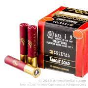 25 Rounds of  #9 shot .410 Ammo by Federal