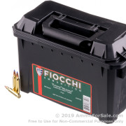 200 Rounds of 40gr V-MAX .223 Ammo by Fiocchi